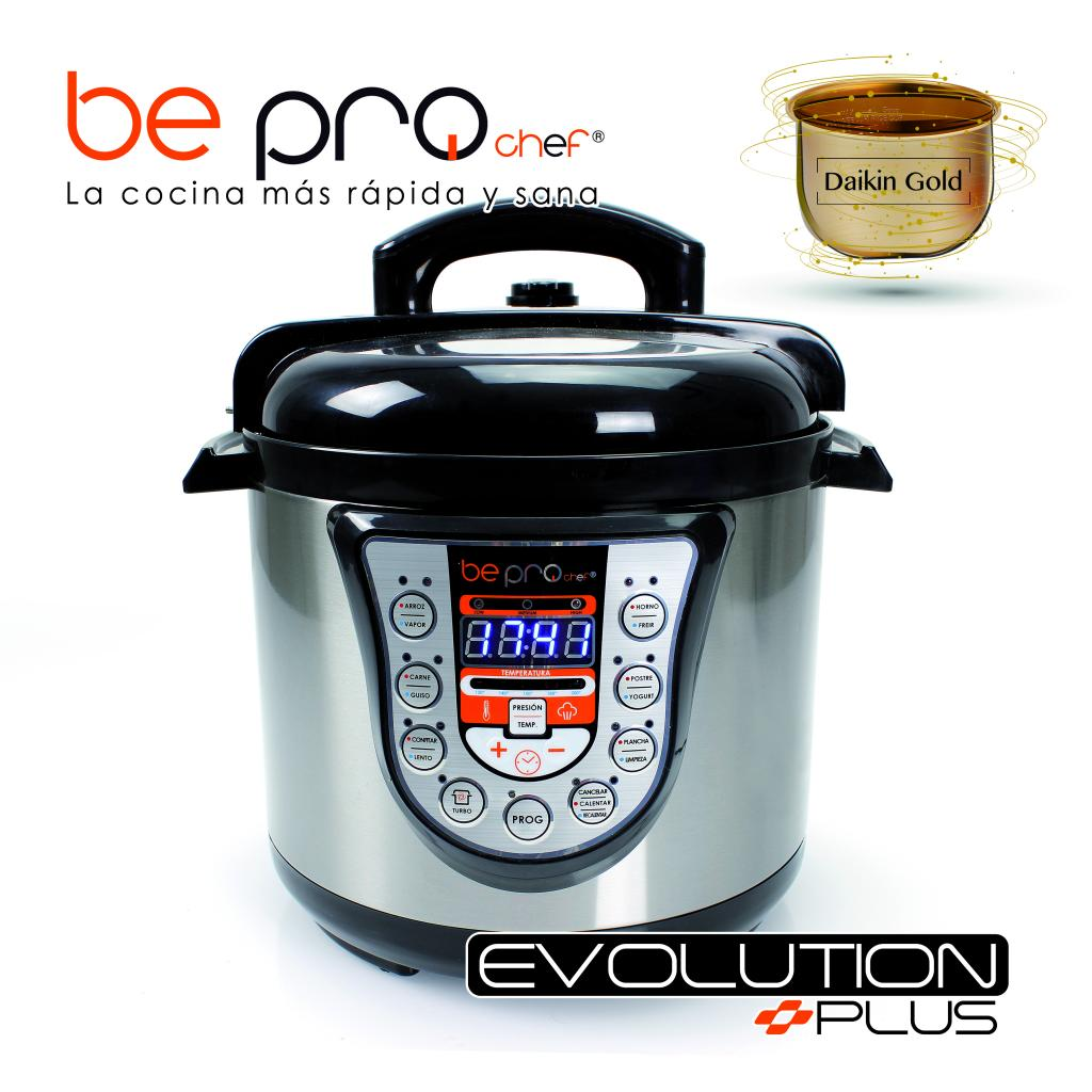BEPRO CHEF EVOLUTION PLUS
