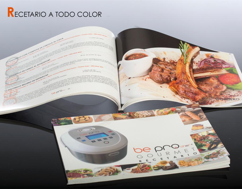 Robot cocina 12 menus 5 litros display lcd con voz bepro - Chef gourmet 4000 ...