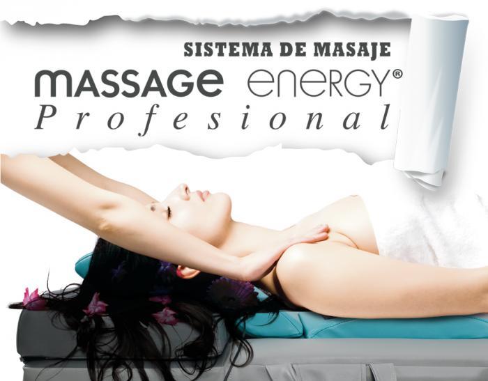 SISTEMA DE MASAJE INFRARROJO MASSAGE ENERGY