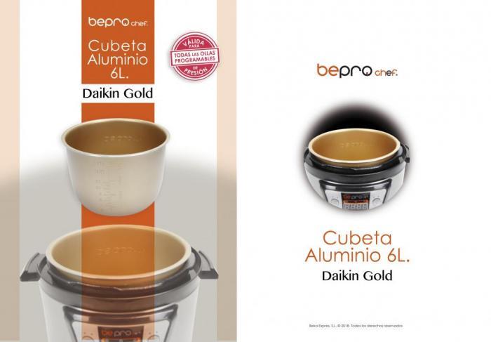CUBETA DAIKIN GOLD