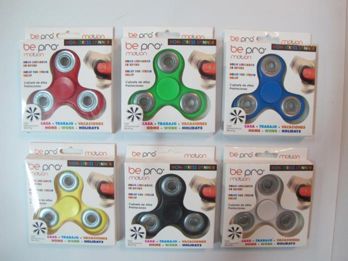 BEPRO MOTION NON STRESS SPINNER