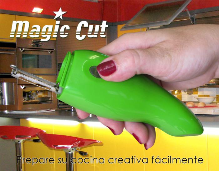 PELADOR FRUTAS MAGIC CUT TEKNO EXPRESS