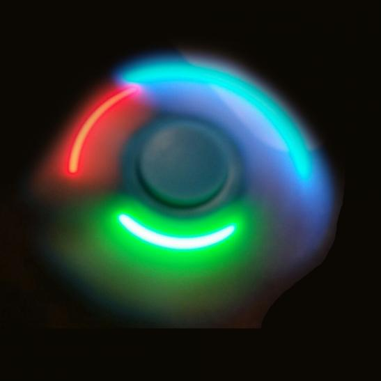 BEPRO MOTION NON-STRESS SPINNER  3 COLOURS LED DANCE PARTY LIGHT
