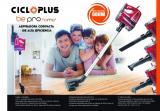 Aspirador Bepro Home Cicloplus Evolution
